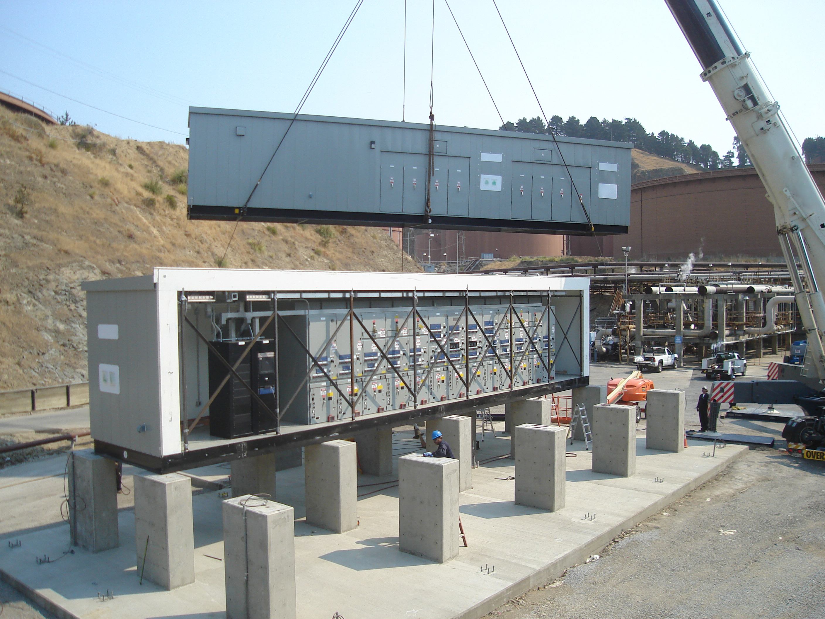 Substation Design & Electrical Infrastructure - Doyon Anvil Corp